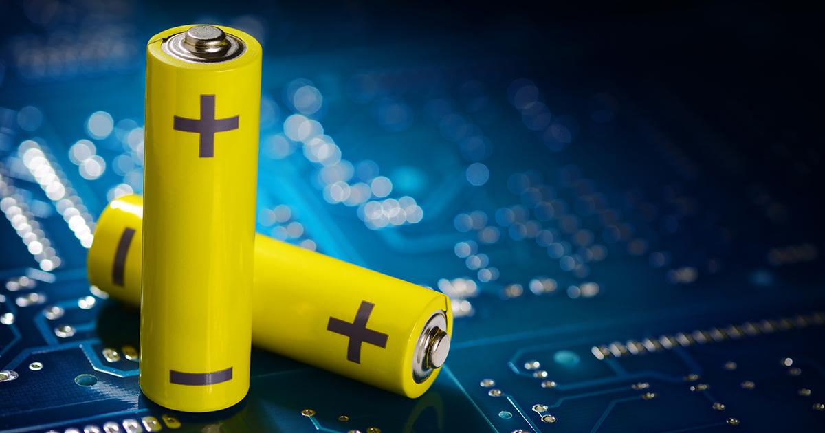 Batterietechnik