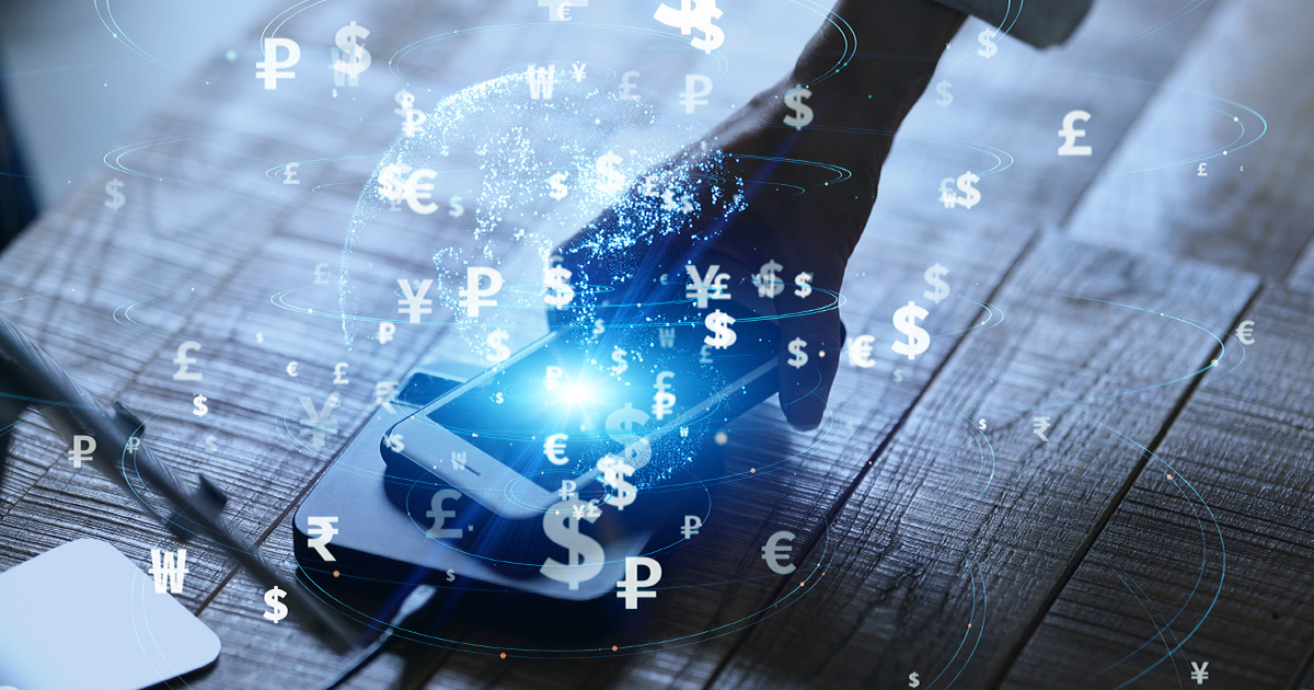 Digitaler Zahlungsverkehr
