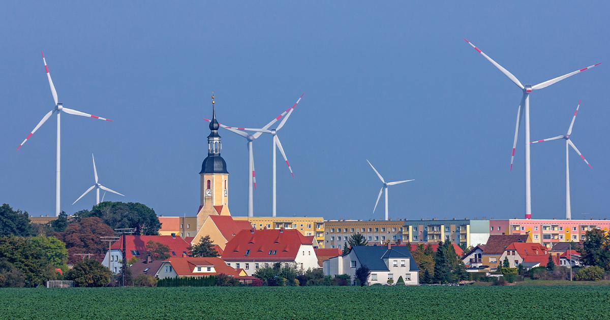 Dezentrale erneuerbare Energien